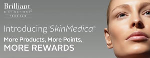 image of SkinMedica Brilliant Distinctions Rewards Program